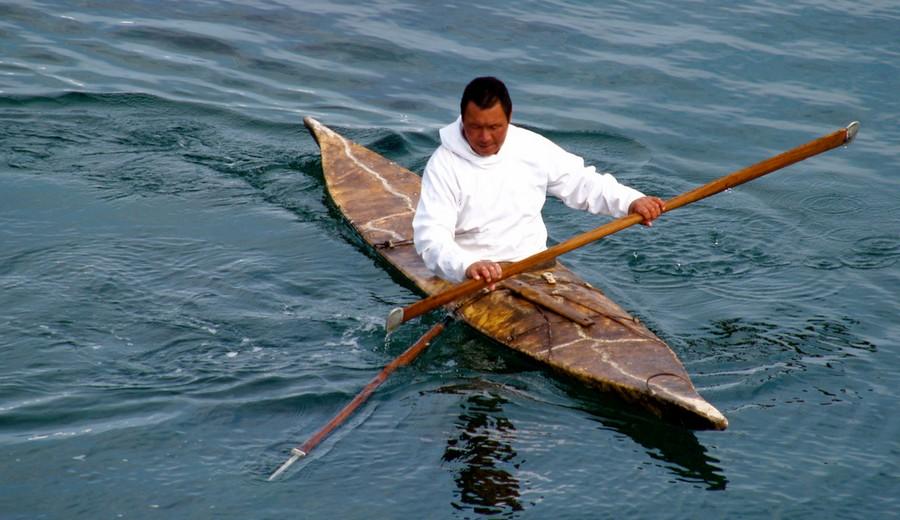 nguồn gốc ra đời thuyền kayak