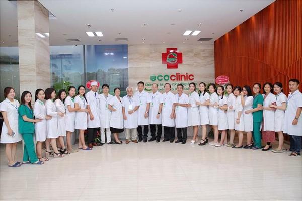 bệnh viện đa khoa, phòng khám ecolinic