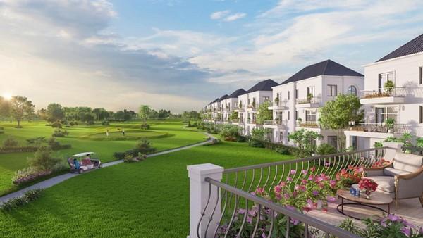 phân khu biệt thự sân golf ecopark sẽ hình thành trong 5 năm tới