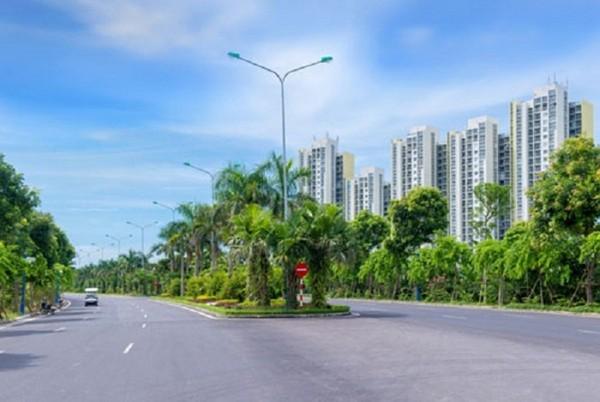 Vị trí khu đô thị ecopark mở rộng Gia Lâm Hà Nội sẽ nằm tiếp giáp trục đường 379 đi Hưng Yên