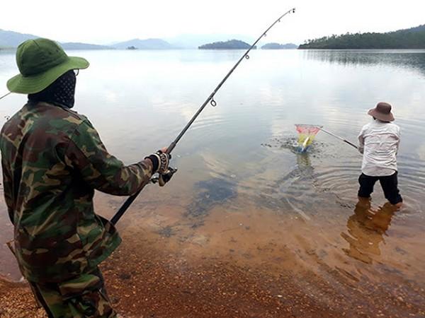 những hiều cần biết khi câu cá hồ thiên nga ecopark