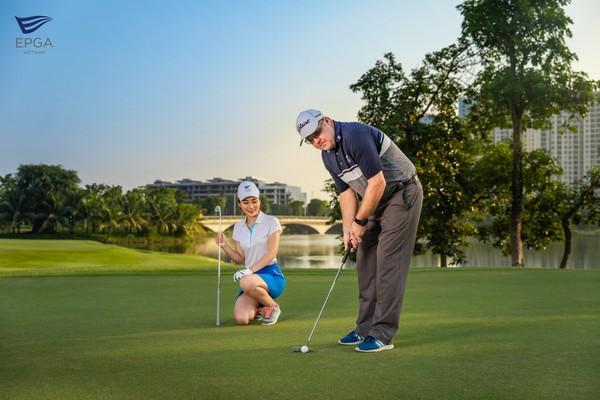 khóa học golf ecopark hạng gold
