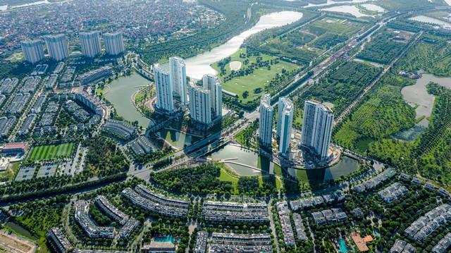 Khu đô thị Ecopark Hưng Yên rộng 500ha