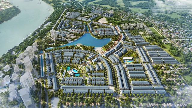 Ecopark dự kiến triển khai hơn 80 dự án trên khắp cả nước việt nam