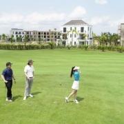 Biệt thự trong sân golf, biệt thự đồi golf ecopark sẽ là tổ ấm lý tưởng cho mỗi gia đình