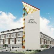 bệnh viện quốc tế 5 sao Nhật bản tại Ecopark