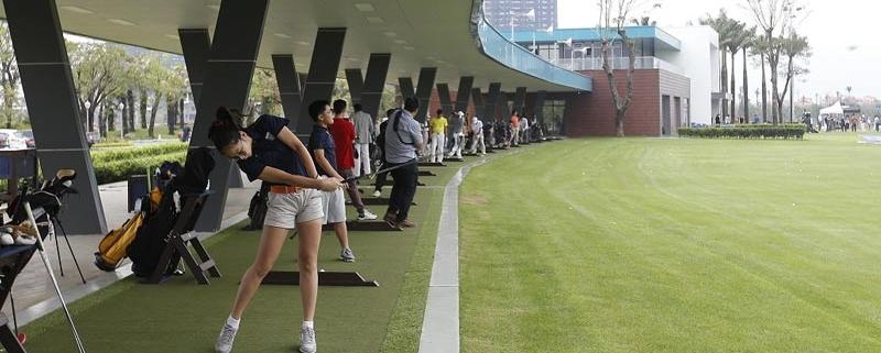 học viện golf egpa hoạt động từ năm 2017