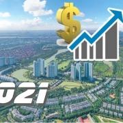 xu thế bất động sản ecopark năm 2021